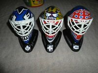 MacDonalds NHL Hockey Masks