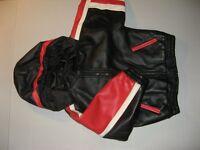 Boys Sportrend Faux Leather Coat