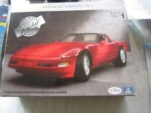 chevy corvette zr-1 model kit