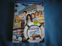 Disney's The Wizards On Deck With Hannah Montana on DVD