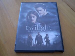 TWLIGHT AND NEW MOON DVDS
