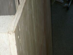 "Pallets, cheap plywood,barns, sheds, 44"" X 48"" X 1/2 "" ply."