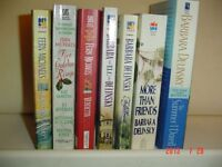 4 BARBARA DELINSKY & 3 FERN MICHAELS NEW YORK TIMES BEST SELLERS
