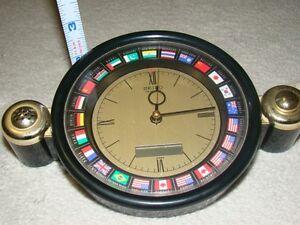 Seiko Table Clock NEW