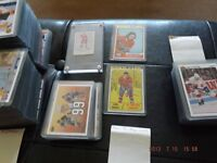 selling hockey card collection- or best offer -
