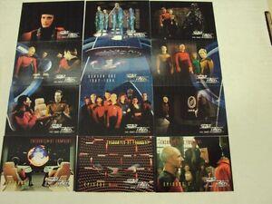 Star Trek Next Generation Non-Sports Cards