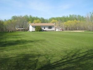 Beautiful Swan Valley Acreage