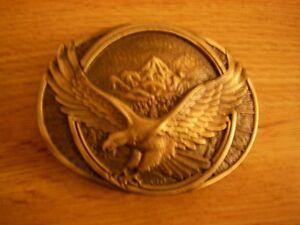Bronze Eagle Buckle London Ontario image 1