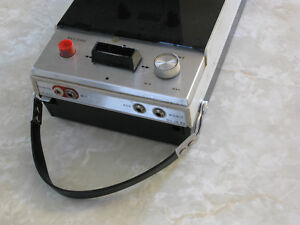 Vintage Sony cassette tapecorder TC-12