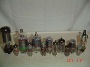 Vacuum Tubes 5KE8, 6AV6, 6CB6A, 6DT6, 6HZ6, 6LF8, 6FG7, 6GM6, Windsor Region Ontario image 3