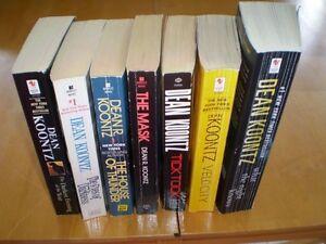 DEAN KOONTZ BOOKS Windsor Region Ontario image 2