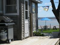 Oceanfront Beach House in Kingsport NS Aug 16-23 available
