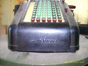Vintage Smith Corona Adding Machine Kingston Kingston Area image 3