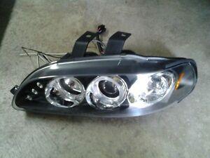 headlights civic eg lumières phares projecteurs