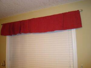 Curtain Topper Kitchener / Waterloo Kitchener Area image 1