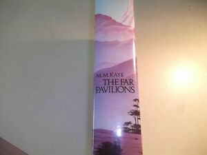 The Far Pavilions Very Rare in this condition  plus signed!!! Cornwall Ontario image 2