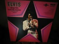 Elvis Presley Single Hits From His Movies on Vinyl