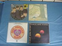 THE BEATLES Vee Jay PRO-202 Venus And Mars Sgt Pepper's