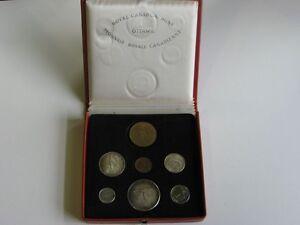 1967 Centennial Silver Coin Set