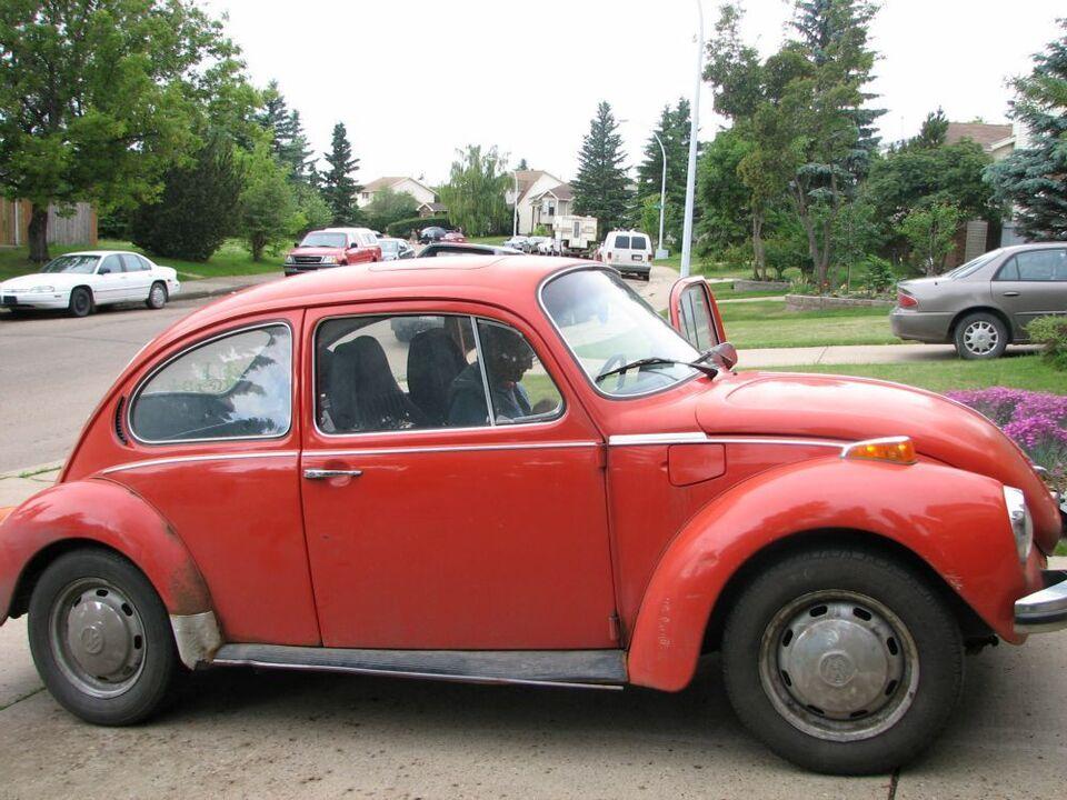 Kijiji Edmonton Used Cars For Sale By Owner: 1973 Volkswagen SUPER BEETLE