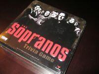 SOPRANOS TRIVIA GAME - COLLECTIBLE TRIVIA GAME(BRAND NEW)