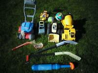 Collection of Outdoor/Sandbox Toys