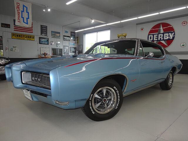 Imagen 1 de Pontiac GTO  blue