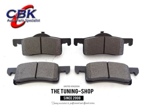 Rear Brake Pads Set D935 CBK For FORD EXPEDITION LINCOLN NAVIGATOR