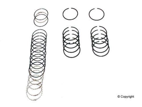 Engine Piston Ring Set Grant Wd Express Fits 70 73 Nissan 240z 2 4l