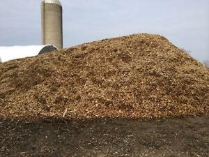 Natural Harwood Mulch