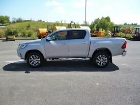 New/Unused Toyota Hilux Invincible Automatic Crew Cab