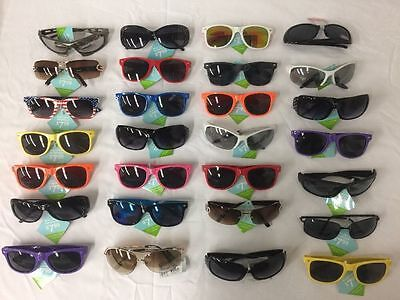 Wholesale Lot of 50 Pairs- FGX Fashion Sunglasses 100% UVA & UVB New