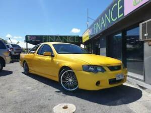 2004 XR6 BA Mark2 Turbo Ute- Finance options Beenleigh Logan Area Preview