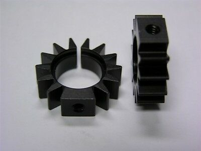 5 Aavid Thermalloy 2273b Round Semiconductor Heat Sinks Friction Fit .54