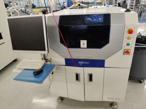 Mirtec MV-7L In-Line Automated Optical Inspection (AOI)
