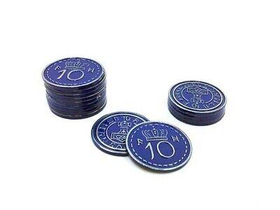 ●•• Scythe ••● ✩ PROMO #10-15 Metal Coins $2 ✩ NEU /& OVP ✔ ツ ESSEN 2017