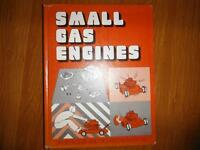 Vintage Small Gas Engines Service Manual 1976 Hardcover
