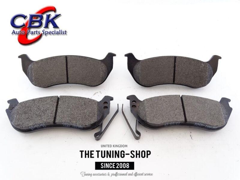 Rear Brake Pads D981 CBK For JEEP LIBERTY 2003-2007 WRANGLER 2004-2006