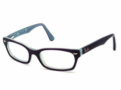 New Ray Ban RB1533 3598 Purple Blue Junior RX Prescription Eyeglasses 45mm (Ray Ban Junior Prescription Glasses)