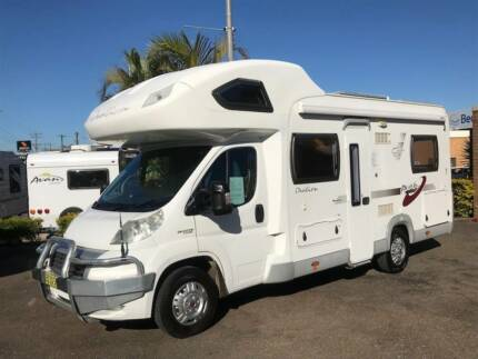 2009 Avan Ovation M3 AUTOMATIC Motorhome Valentine Lake Macquarie Area Preview
