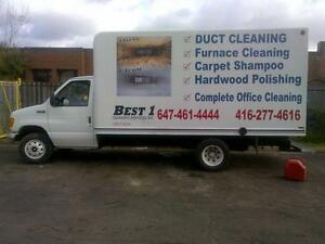 Air Duct Cleaning Flat Rate Special Offer [ 416-277-4616 ] Oakville / Halton Region Toronto (GTA) image 1
