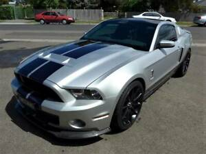Shelby Mustang GT500 Perth Northern Midlands Preview
