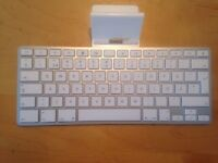 Apple iPad keyboard dock | 1st - 3rd Generation