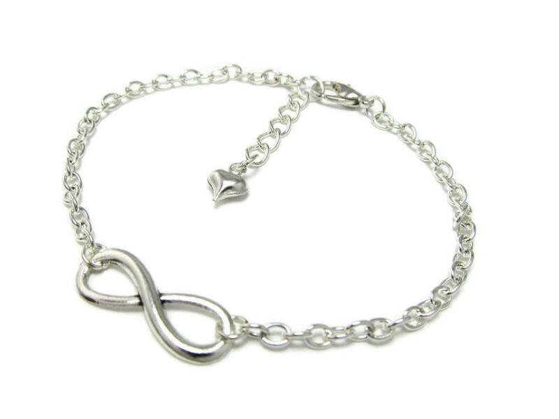 Silver Friendship Bracelet Ebay