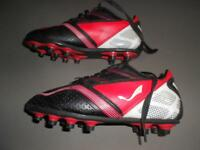 chaussures soccer Junior marque Sportira taille 2 1/2