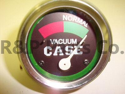Fuel Vacuum Gauge For Case Diesel Brown Face 400 500 600 700 800 900 Rpbf A8214