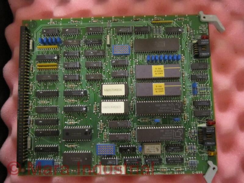 General Electric DS3800HMHA1E1F Control Card