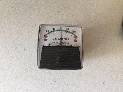 General Electric 50-188122ecpz1 Panel Meter