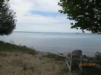 Hot Property! Vacant Lot on Lake Manitou !