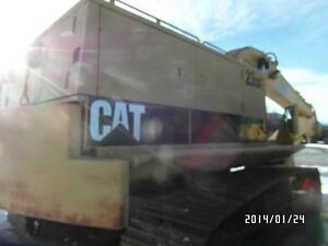 """235C CAT HOE WITH 36"""" CUTTING BUCKET AT www.knullent.com Edmonton Area image 4"""